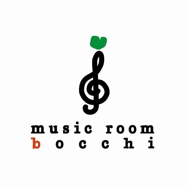 bocchi音楽室 ロゴ
